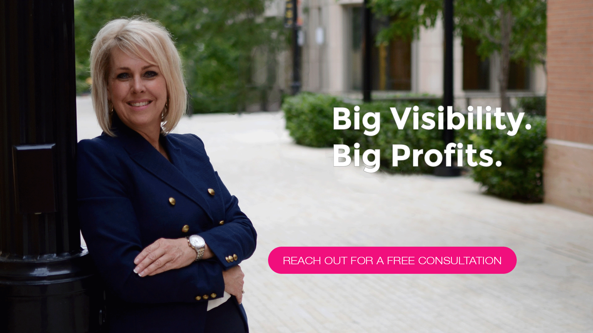 Diane Lefrandt | Big Visibility. Big Profits. | Reach Out for a Free Consultation